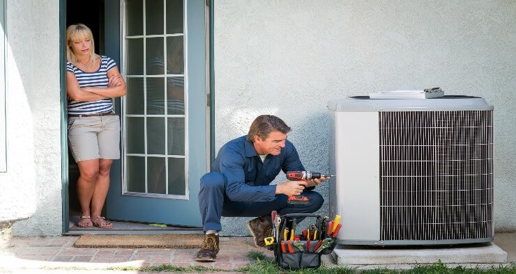 How to Repair AC Unit