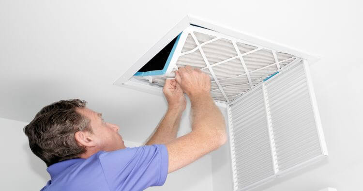 How to Replace Air Filter