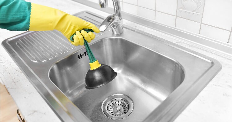 How to Unclog Kitchen Sink Drain