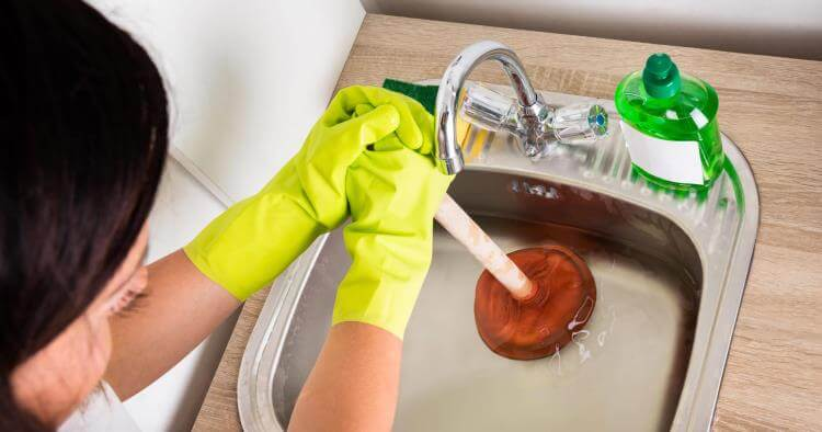 Kitchen Sink Not Draining Here Are 6 Ways To Unclog It Homeserve