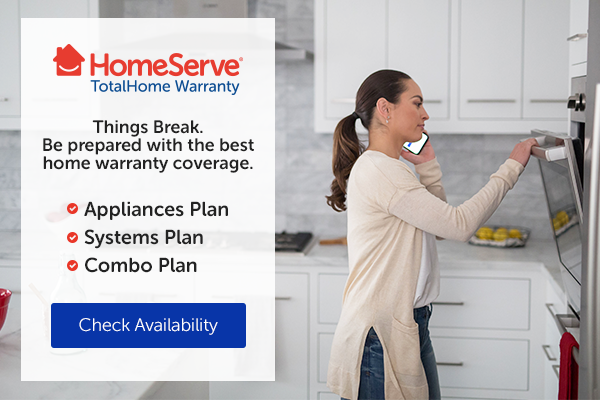 TotalHome Warranty by HomeServe