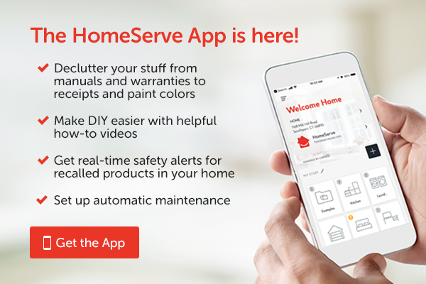 Get the HomeServe App