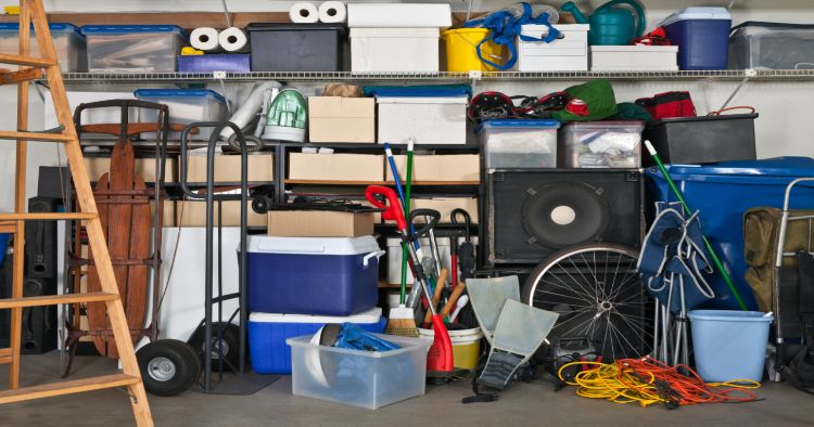 DIY Shelving for your Garage