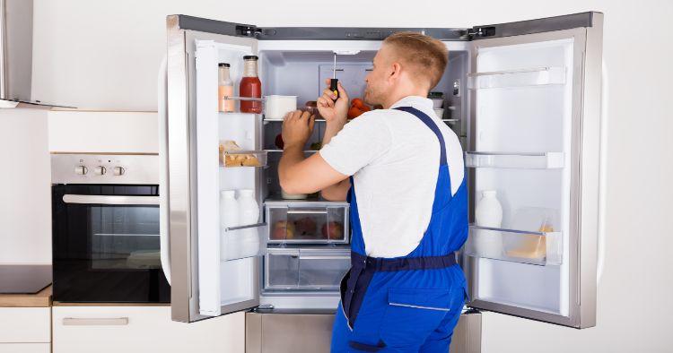 Refrigerator Repair Costs Breakdown   HomeServe