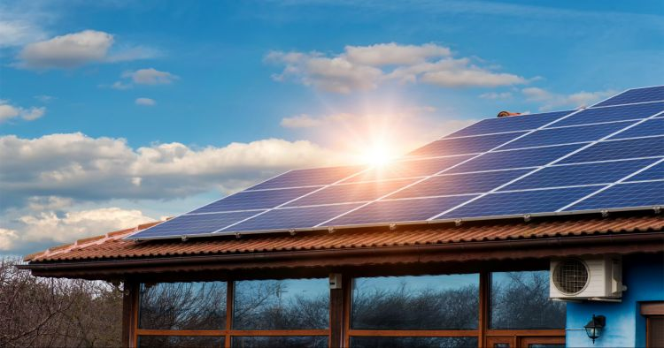 Solar Panels in your Home