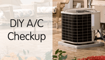 external elements of Air conditioning a/c unit