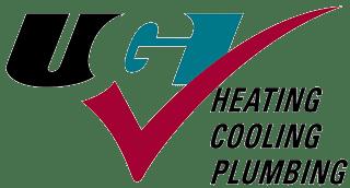 UGI Heating Cooling Plumbing Logo