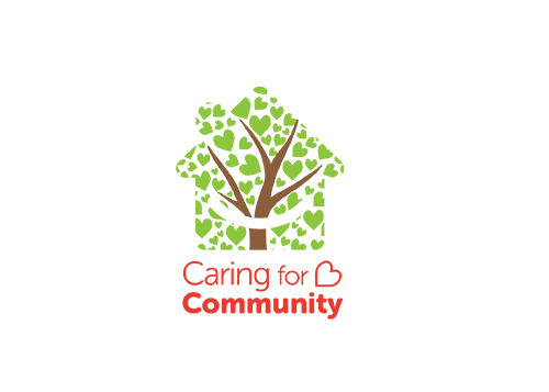 Caring For Community Logo