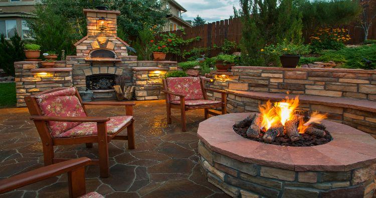 Fire Pit Ideas | HomeServe