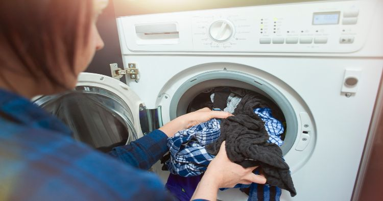 Washing machine won't drain? Here's how