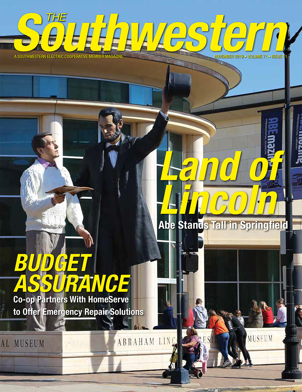 The Southwestern Cover Page