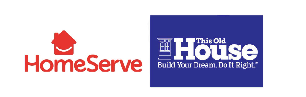 HomeServe and This Old House Logo