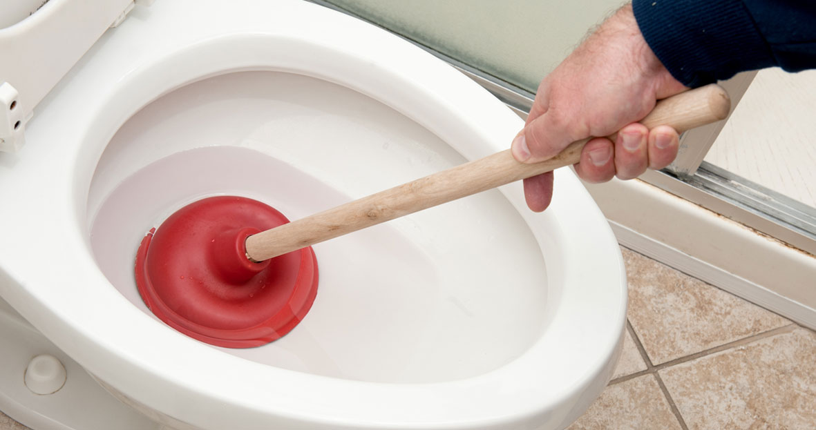 How To Unblock A Toilet Best Ways Unclog It Living By Homeserve
