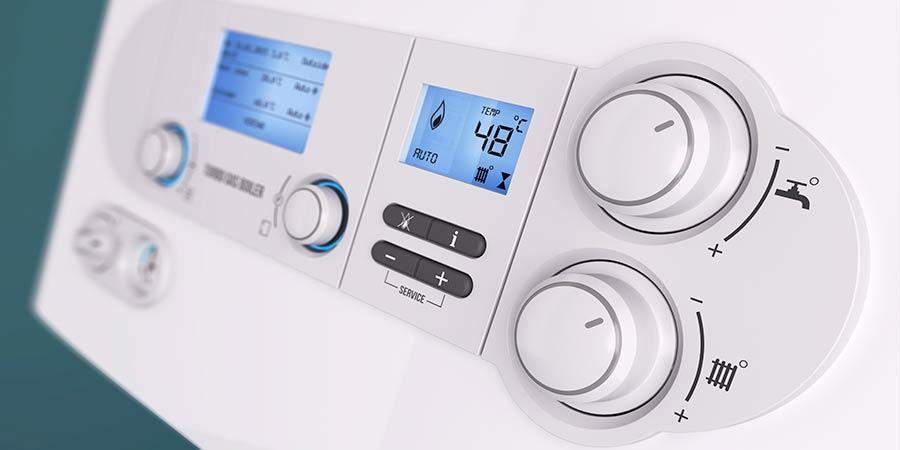 boiler service controls