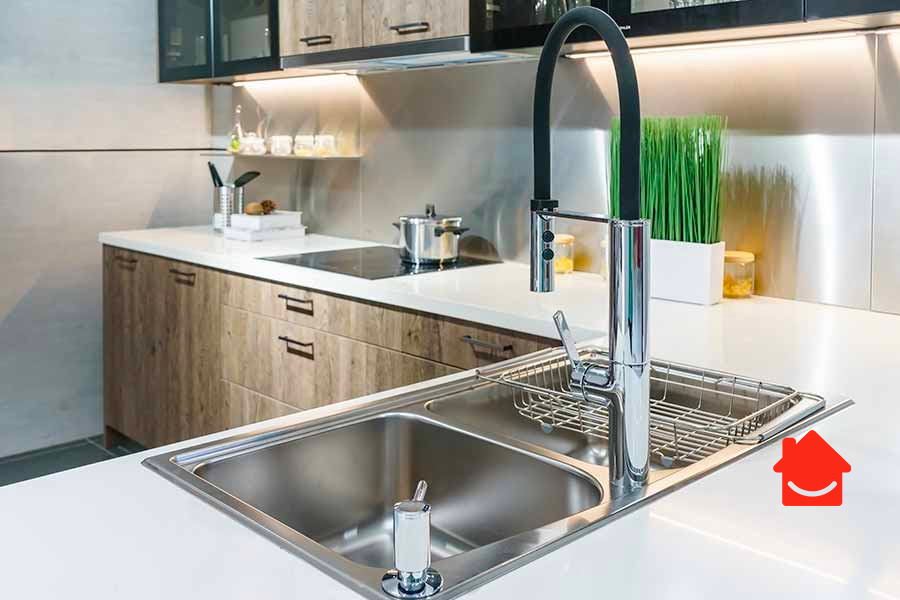 How To Get Rid Of Kitchen Sink Smells Living By Homeserve