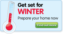 Get set for Winter - Prepare your home now