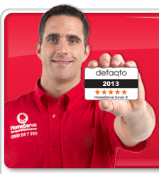 Defaqto 5 Star Rated