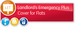 Landlords Emergency Plys Cover for Flats