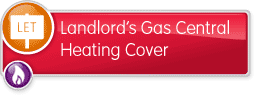 Landlords Gas Central Heating Cover